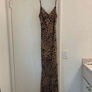 NWT Nastygal Slip Dress